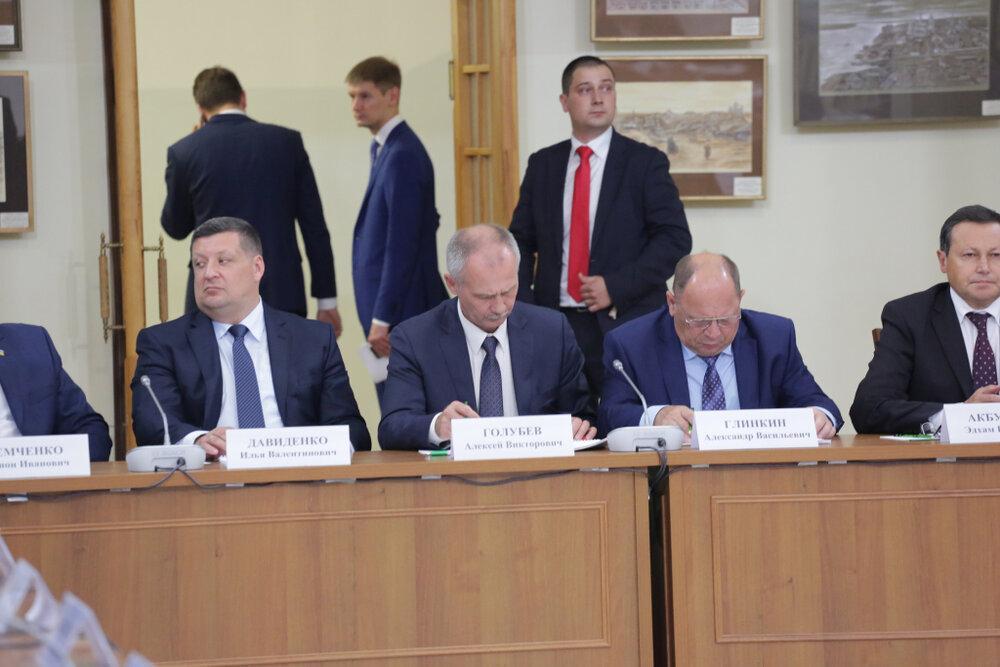 Кременкуль представляет Южный Урал на Совете при Президенте