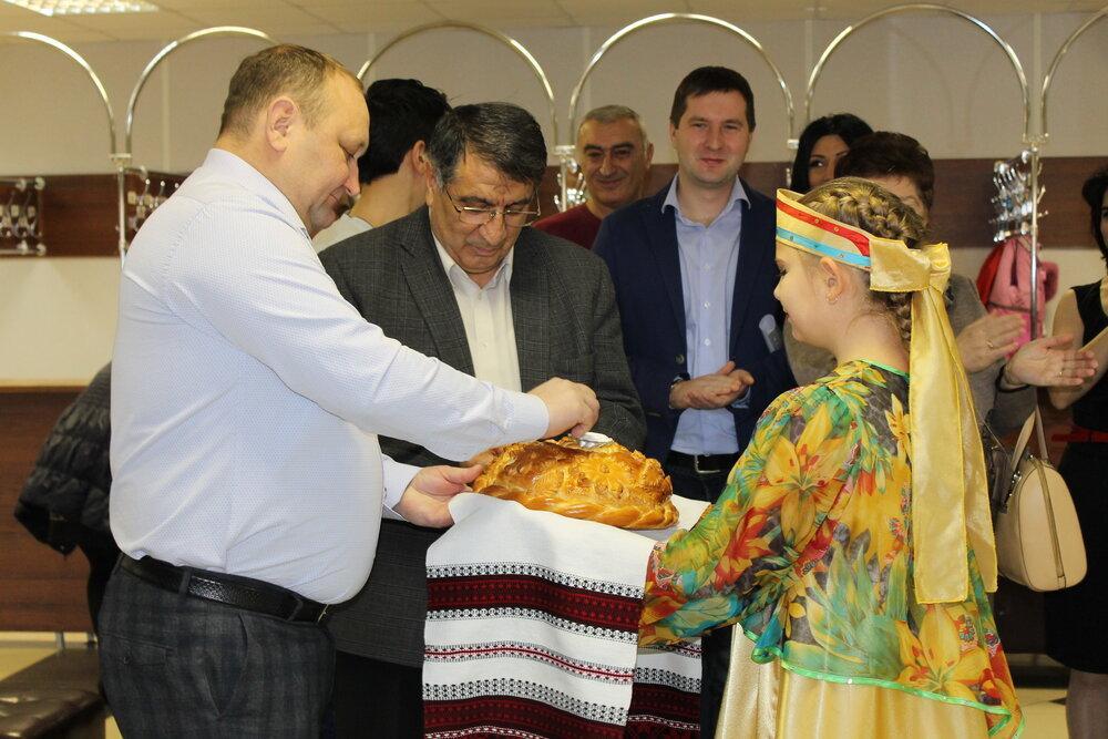 Дни Армянской культуры в Сосновском районе