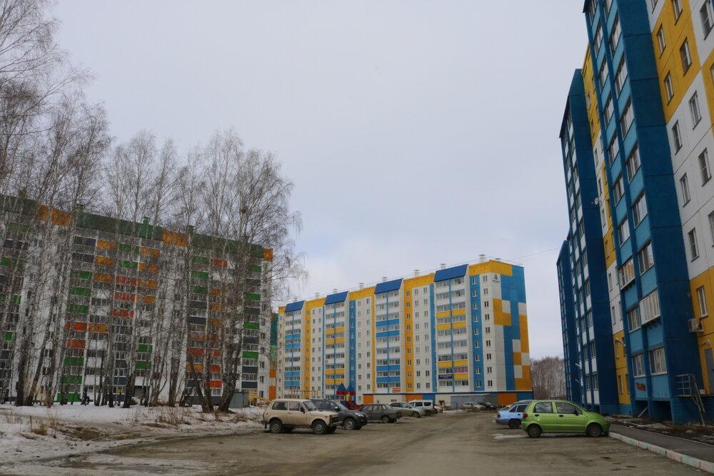 Обеспечение жильем детей-сирот в Сосновском районе