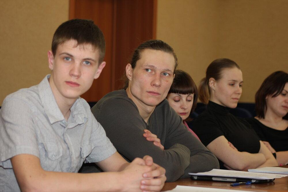 Молодежь Сосновского района