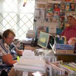 Почта в сельском районе